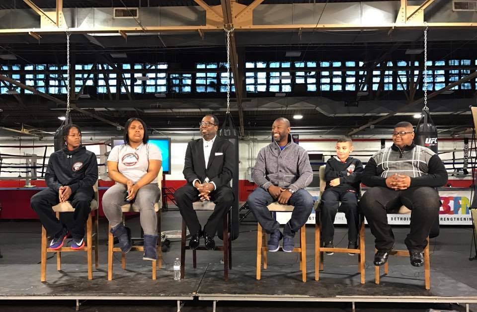 Mentoring for Success panel