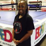 Downtown Boxing Gym's Coach Tamika