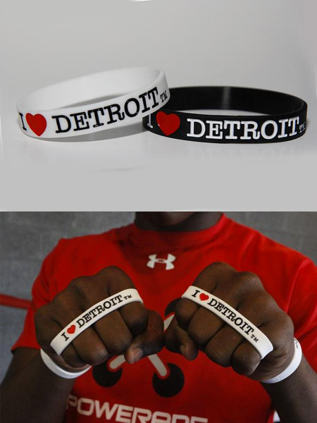 Downtown Boxing Gym Bracelet