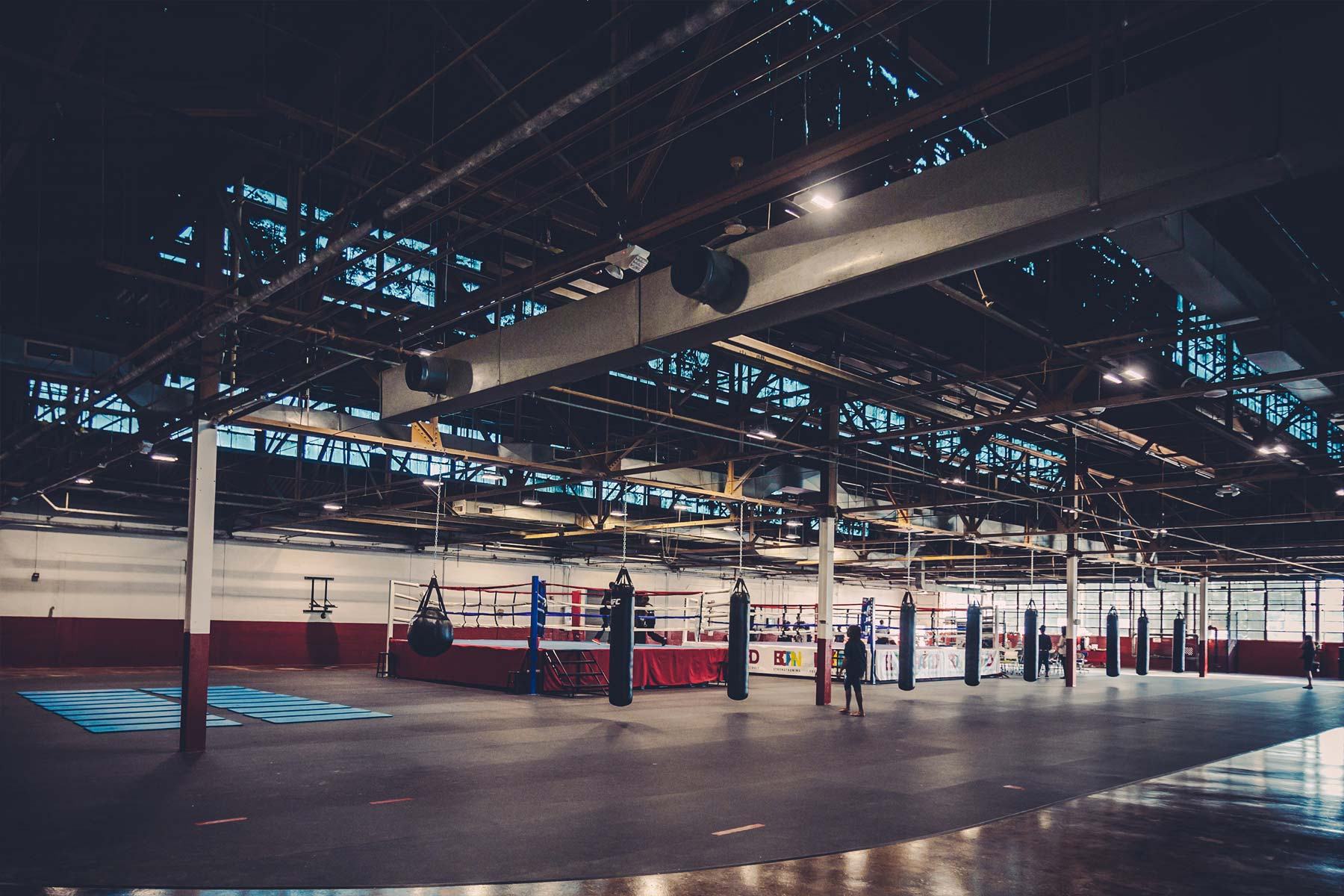 Downtown Boxing Gym Detroit Youth Boxing And Educational