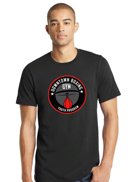Downtown Boxing Gym Speed Bag T-Shirt